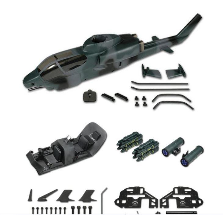 Le Bell AH-1W Cobra Par Pierre