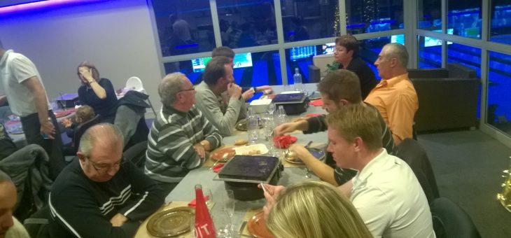 repas noel 2016 au plaza bowling